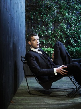 British Actor Russell Tovey Philips British Academy Television Awards in 2011 - Drama photography shoot for Event Brochure and The Observer Magazine. Styling Rachel Fanconi and Neil Cunningham - Make Up by MAC and Hair by Charles Worthington. Styling partners Carat Jewelery.
